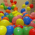 Balloons by Vijay Sharon Govender