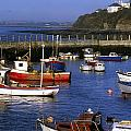 Ballycotton, Co Cork, Ireland Harbour by The Irish Image Collection