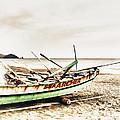 Banca Boat by Skip Nall