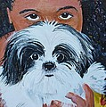 Bandit And Me by Peggy Patti