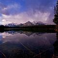 Banff - Herbert Lake by Terry Elniski