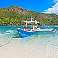 Bangka Boat by MotHaiBaPhoto Prints