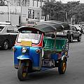 Bangkok Tuk Tuk by Gregory Smith