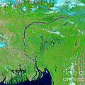 Bangladesh by Nasa