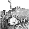 Banjo 2 by Olin  McKay