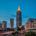 Bank Of America Plaza Atlanta by Brian Young