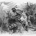 Banknote: Native American Attack by Granger