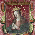 Banner Of Hernan Cortes by Granger