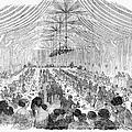 Banquet, 1851 by Granger