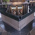 Baptismal Font Salisbury Cathedral - England by Jon Berghoff