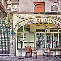Bar De L'entracte by Stephanie Benjamin