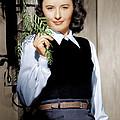 Barbara Stanwyck, Ca. 1947 by Everett