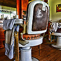 Barber - Barber Chair by Paul Ward
