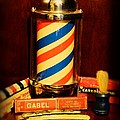 Barber - Barber Pole by Paul Ward