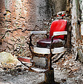 Barber Chair by Paul Ward