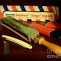 Barber - Keep The Razor Sharp by Paul Ward