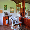 Barber Shop 2 by Dave Mills