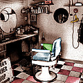 Barber Shop by Andrew Fare
