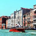 Barca Di Venezia by La Dolce Vita