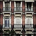 Barcelona Balconies by RicharD Murphy