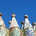 Barcelona Impression 2 by Ana Maria Edulescu