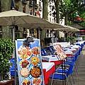 Barcelona Tapas Bar by Carla Parris