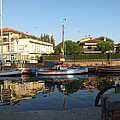 Barche Da Pesca Cervia Porto by Suzanne Cerny