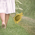 Barefoot Summertime by Marta Nardini