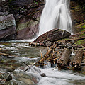 Baring Falls In Spring by Greg Nyquist