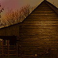 Barn After Lightroom by Kim Henderson