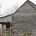 Barn Before Lightroom by Kim Henderson