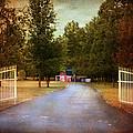 Barn Behind The Gate by Jai Johnson