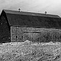 Barn by Mary Lane