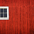 Barn Window by Jarrod Erbe