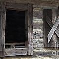 Barn Windows by Scott Hervieux