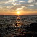 Barnagats Sunrise by Kathy Gibbons