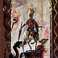 Barock Altar Of Weltenburg Monastery Church by Heiko Koehrer-Wagner