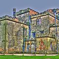 Baronial Home by Rod Jones