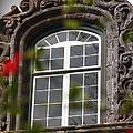 Baroque Style Window by Gaspar Avila