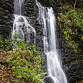 Barrow Beck Falls Lake District Uk by George Hodlin