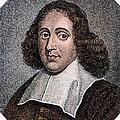Baruch Spinoza (1632-1677) by Granger