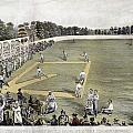 Baseball, 1866 by Granger