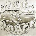 Baseball, 1895 by Granger