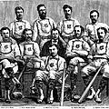 Baseball: Canada, 1874 by Granger