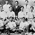 Baseball. Chinese-american Baseball by Everett