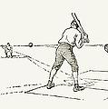Baseball Game, 1889 by Granger