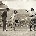 Baseball Game, 1908 by Granger
