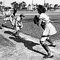 Baseball, Kenosha Comets Play by Everett