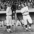 Baseball Players, 1920s by Granger