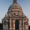 Basilica Of Santa Maria Della Salute Venice by Roger Mullenhour